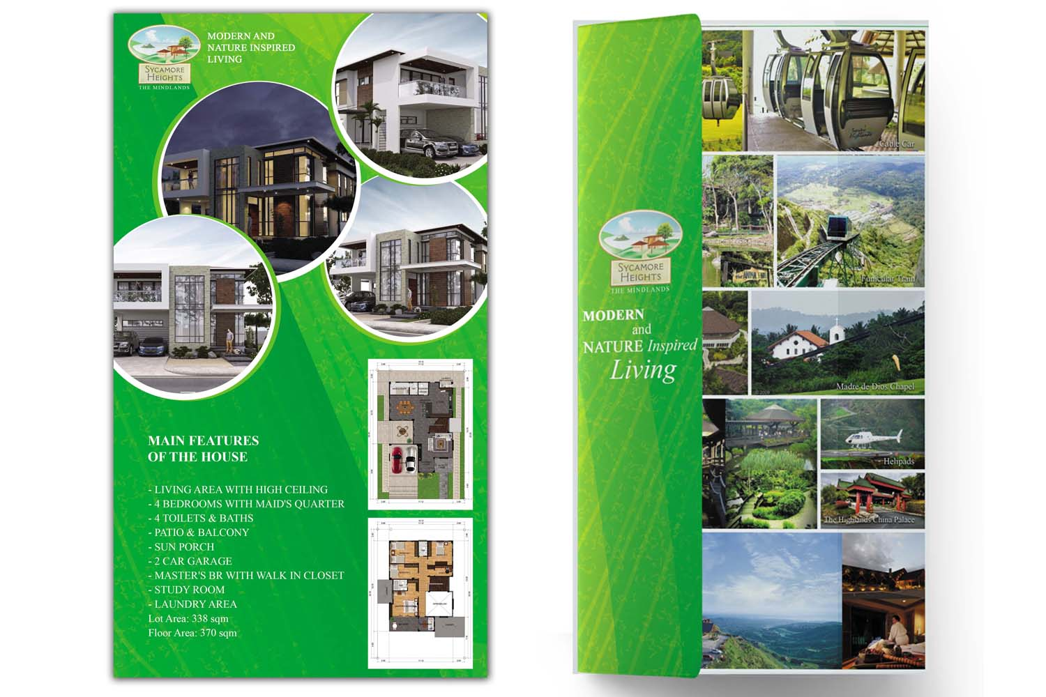 Corporate Brochure and Flyer